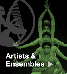 Artists and Ensembles - The Center for World Music
