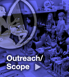 Outreach and Scope - The Center for World Music