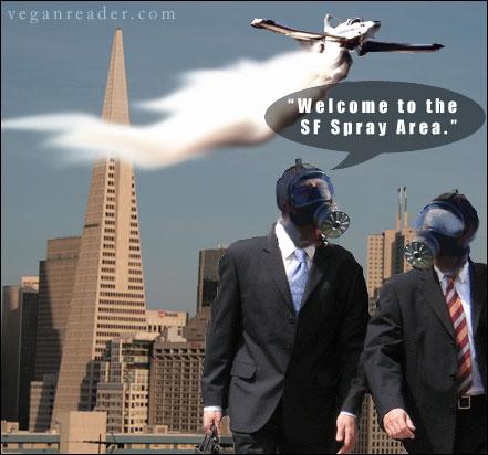 aerial spaying