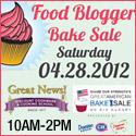 San Diego Food Blogger Bake Sale, April 28, 2012