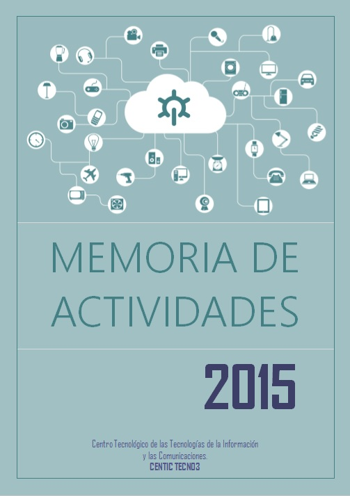Memoria CENTIC 2015