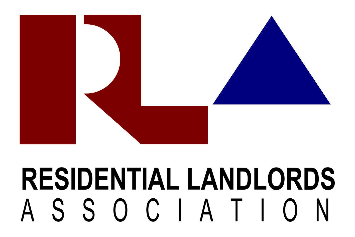 RLA logo for the private rental sector.