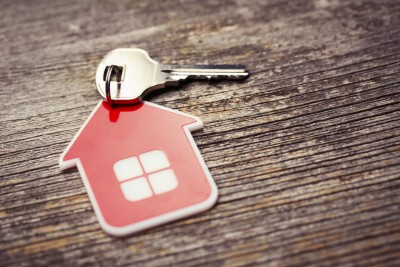 Key with keyring for interest-only mortgage