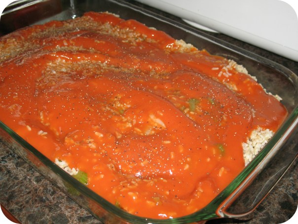 Porkchop Rice Hotdish4