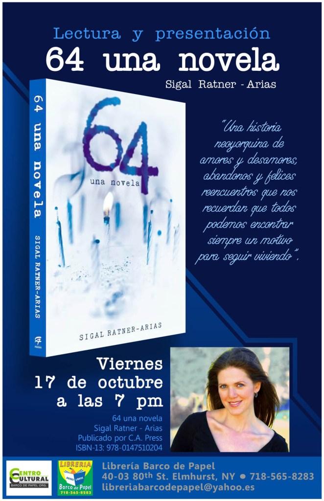 64 una novela