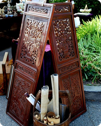 antique screens