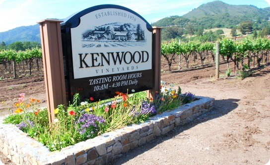 kenwood sign