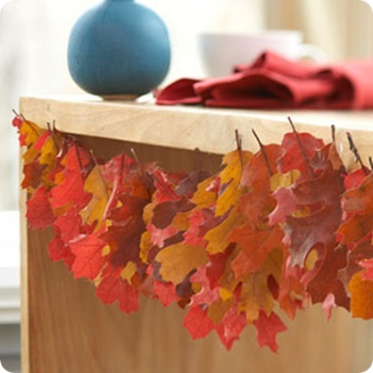 leaf garland bhg