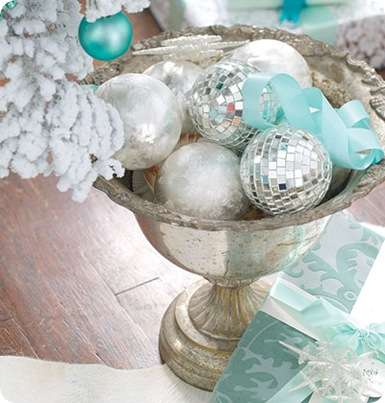 cottage living ornaments