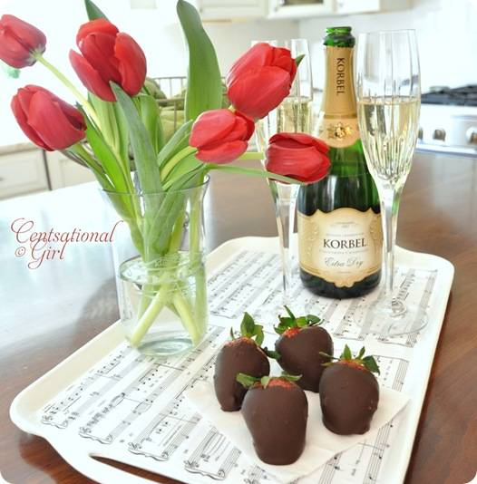 cg sweetheart tray tulips