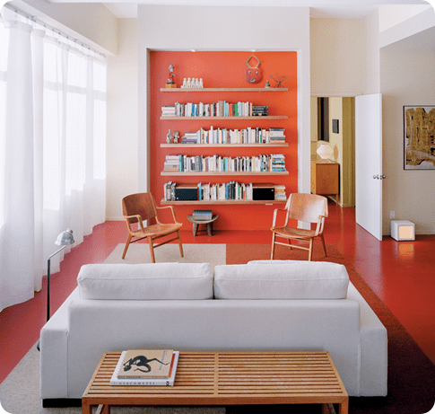 Pic 8_Dwell Magazine_Orange Room