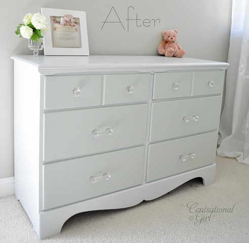 How To Paint Furniture Centsational Girl