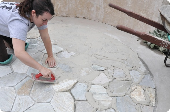 kate grouting