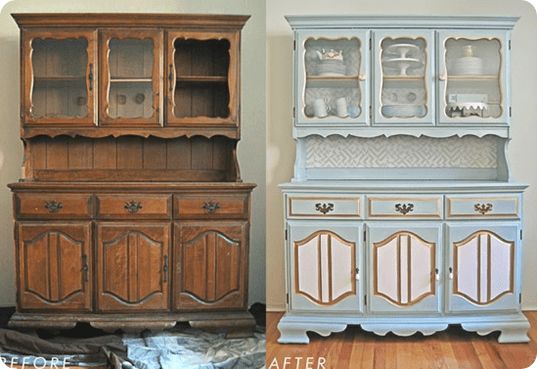best reason to paint old furniture colour me happy