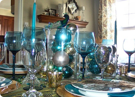 laura peacock tablescape 2