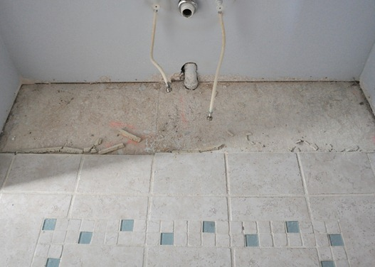 patch floor tile