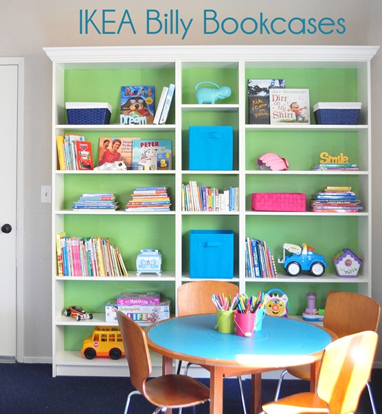 ikea billy bookcases cg