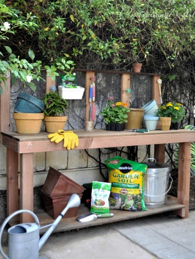 Outdoor + Garden Projects