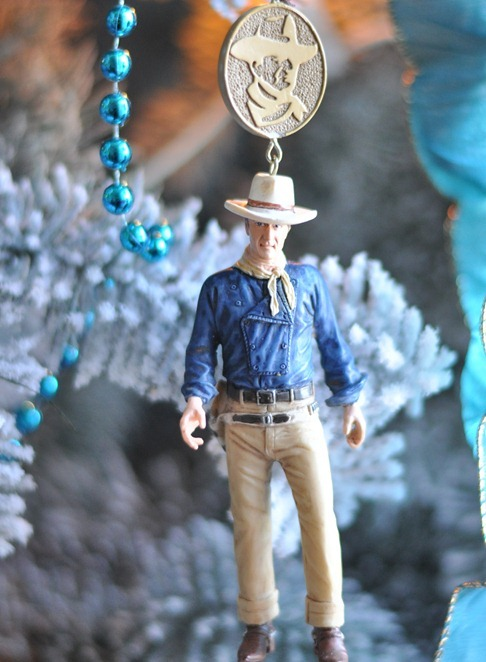 john wayne ornament