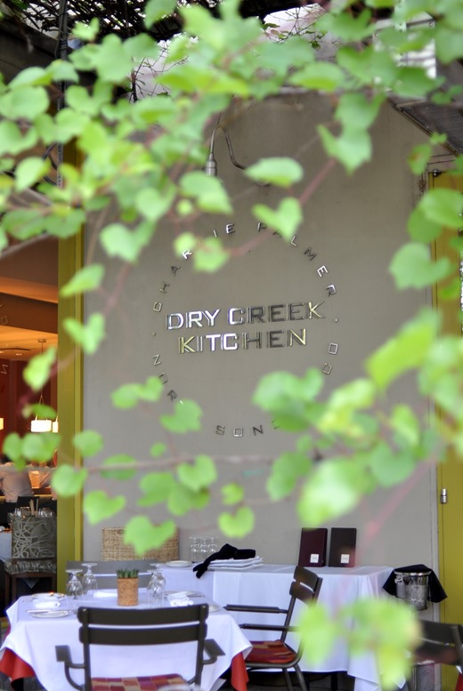 dry creek kitchen exterior