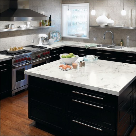 Kitchen Countertops Options: Kitchen Countertop Options: Pros + Cons