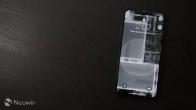 iPhone X Telefonunuzda X-Ray Duvar Kağıtlarına Bir Şans Verin - Cepkolik