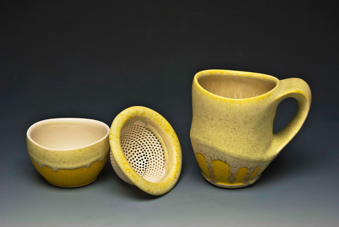 Gwendolyn Yoppolo - Ceramic Artists Now