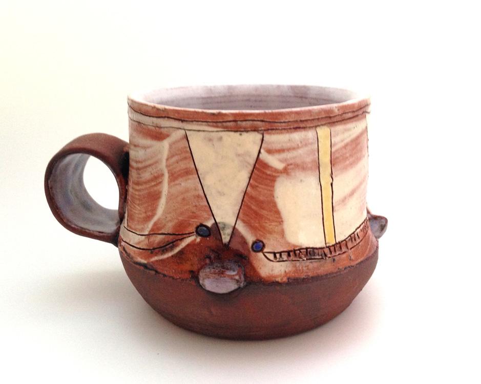 Amanda Dobbratz - Ceramic Artist