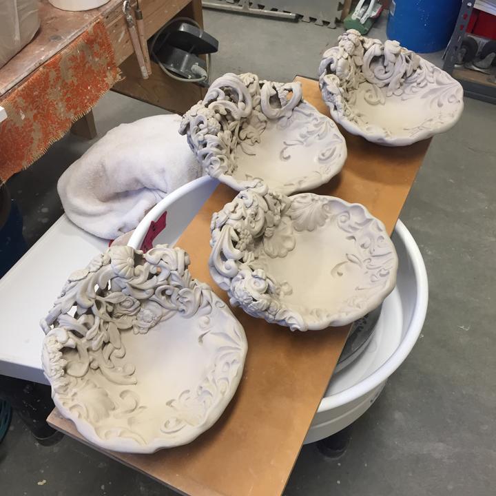 Joyce St Clair - Ceramic Artist