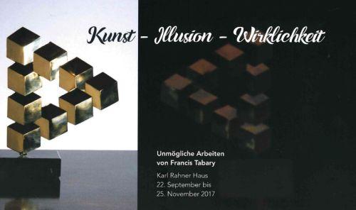 Art - Illusion - Réalité