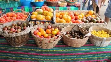 Mercados orgánicos
