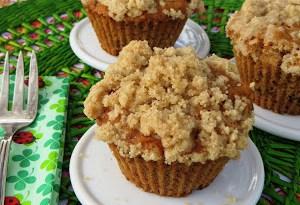Muffins sin gluten, para celíacos