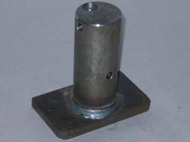 "1746W 4"" Side Roller Pin Assy"