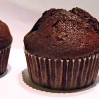 Super-Muffins trois chocolats