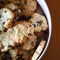 Cookies du sportif