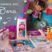 """""""Je grandis avec Dora"""", le quotidien #concours"""