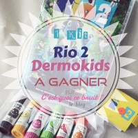 Les sticks Dermokids sous le soleil de Rio (2) ! #concours