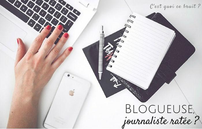 La blogueuse est-elle une journaliste (au rabais) ?