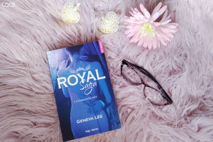 J'ai lu : Royal Saga, Commande-moi !