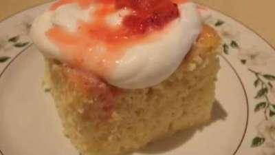 How to Make Tres Leches Cake Video - Allrecipes.com