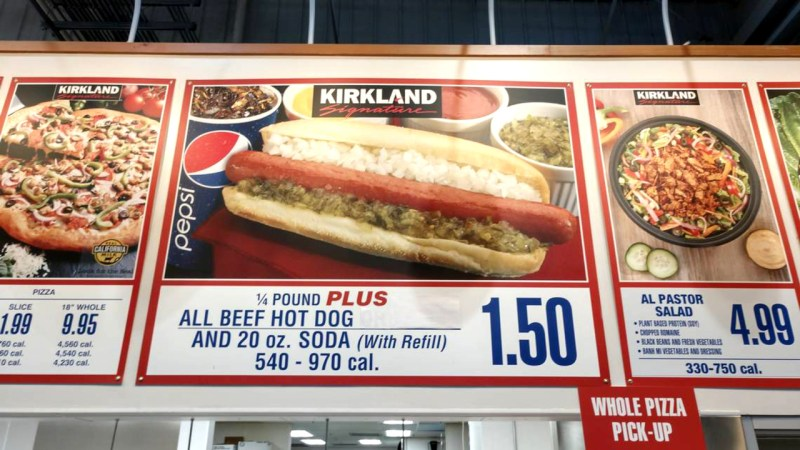 Large Of Polish Hot Dog