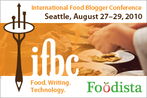 International Food Bloggers Conference 2010
