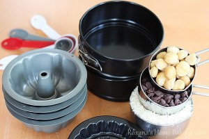 Behind the apron – Baking pans