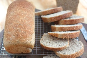 Dill caraway rye bread