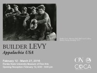 builder levy exhibition banner