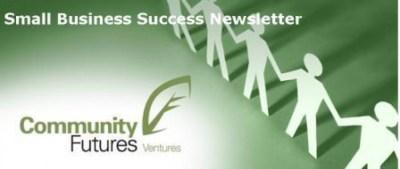 December Small Business Success Newsletter | Community Futures Saskatchewan
