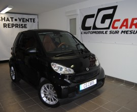 SMART FORTWO COUPE 84CV
