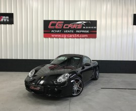 Porsche Cayman S 987 3.4 295 ch Design Edition 1