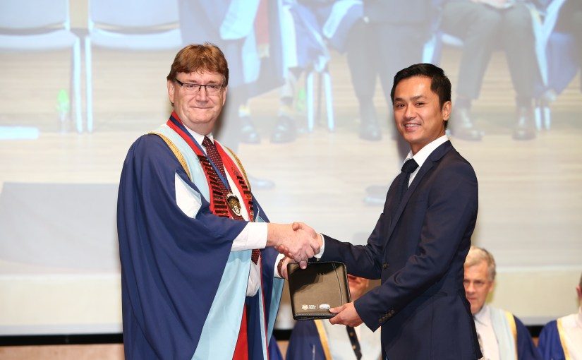 Dr Huu Kim Le awarded IACAPAP World Congress Fellowship 2016 in Canada
