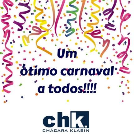 Um ótimo carnaval a todos!!!!